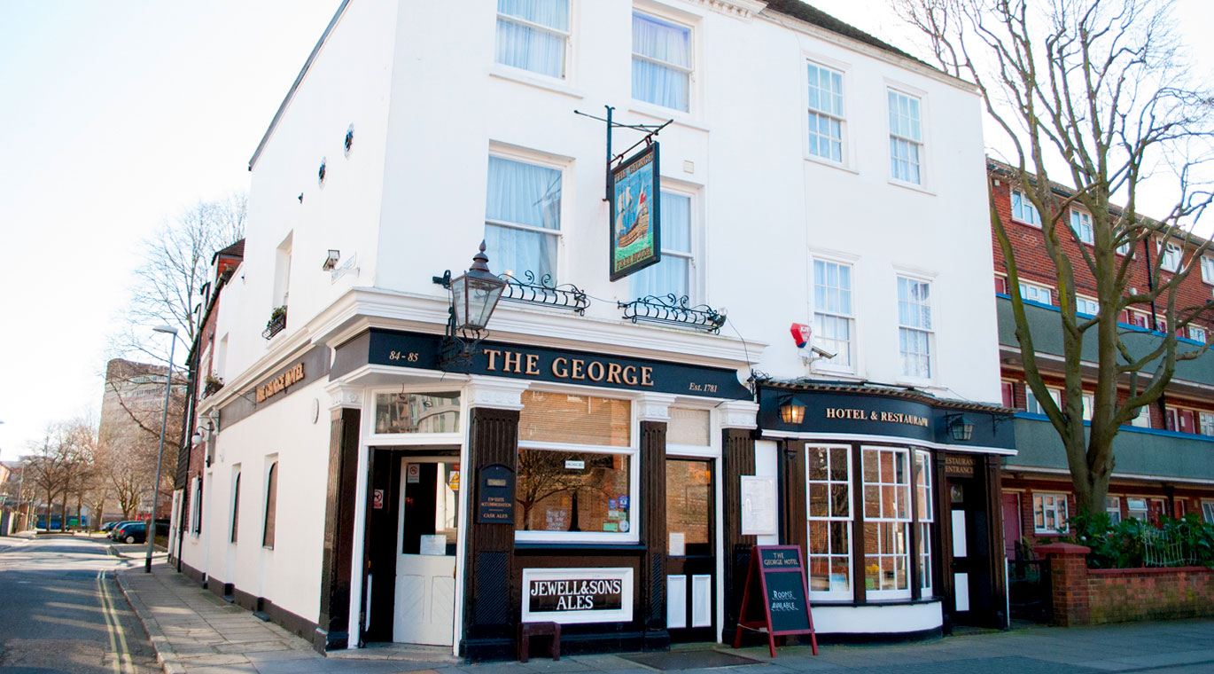 Book Your Stay At The George Hotel In Portsmouth And Enjoy Excellent Hotel Facilities With Room